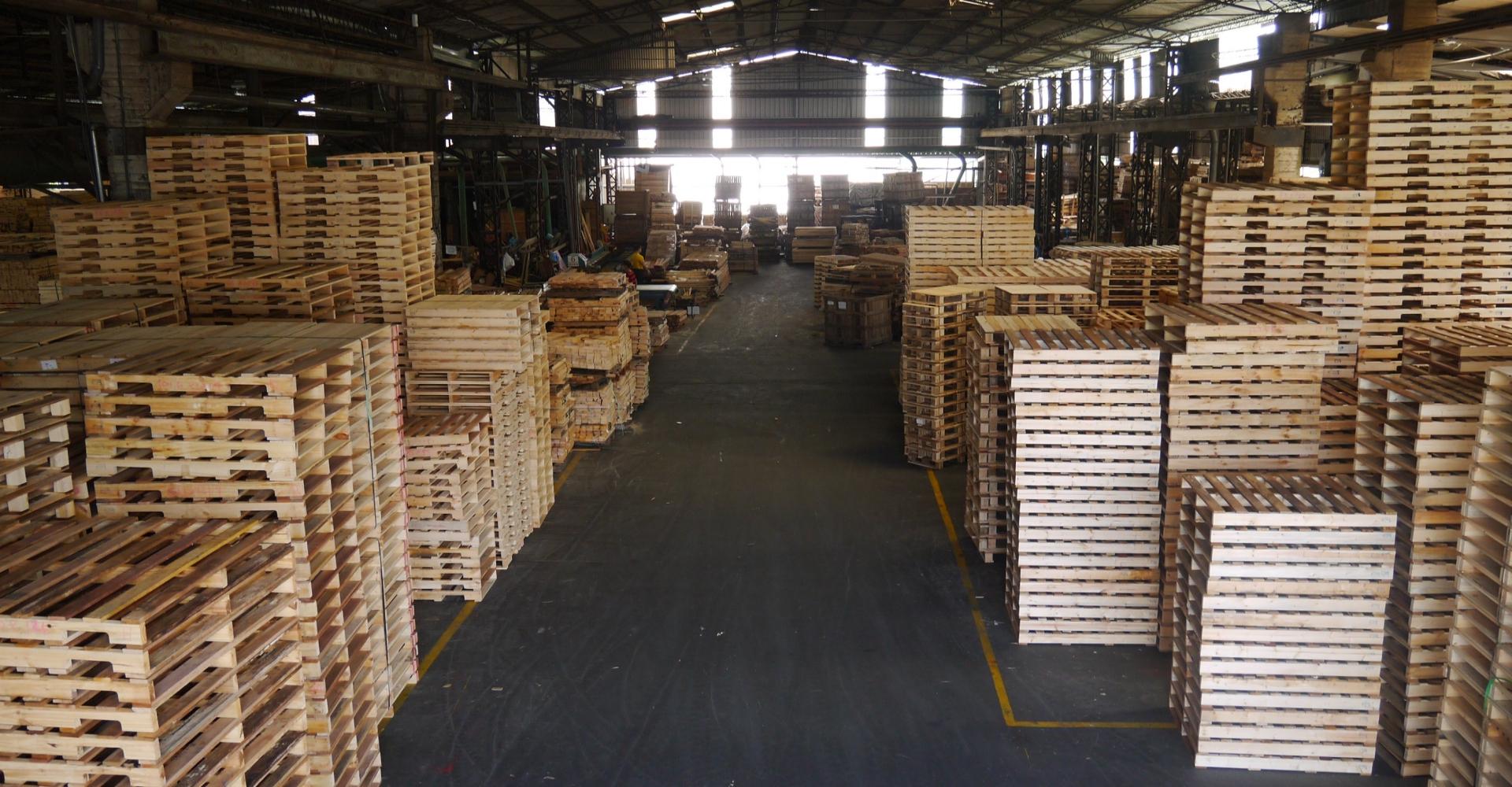立隆木業 木棧板 木頭棧板 二手棧板 木箱 木材加工 客製化棧板